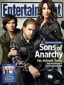 Entertainment Weekly Cover - October 18, 2013 - sons-of-anarchy photo