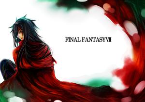 FF7 Fanart