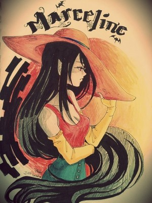 Fanarts with Marceline