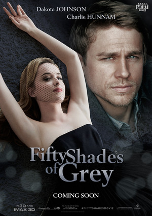 Fifty Shades of Grey fanmade poster
