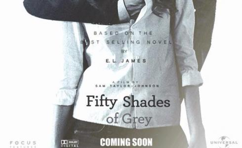 Fifty Shades of Grey wallpaper probably containing an outerwear entitled Fifty Shades of Grey