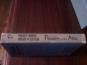 Flowers In The Attic previw eddition
