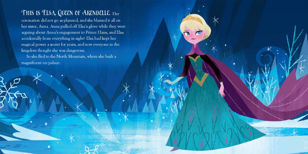 Frozen Images Elsas Icy Magic Book HD Wallpaper And Background Photos