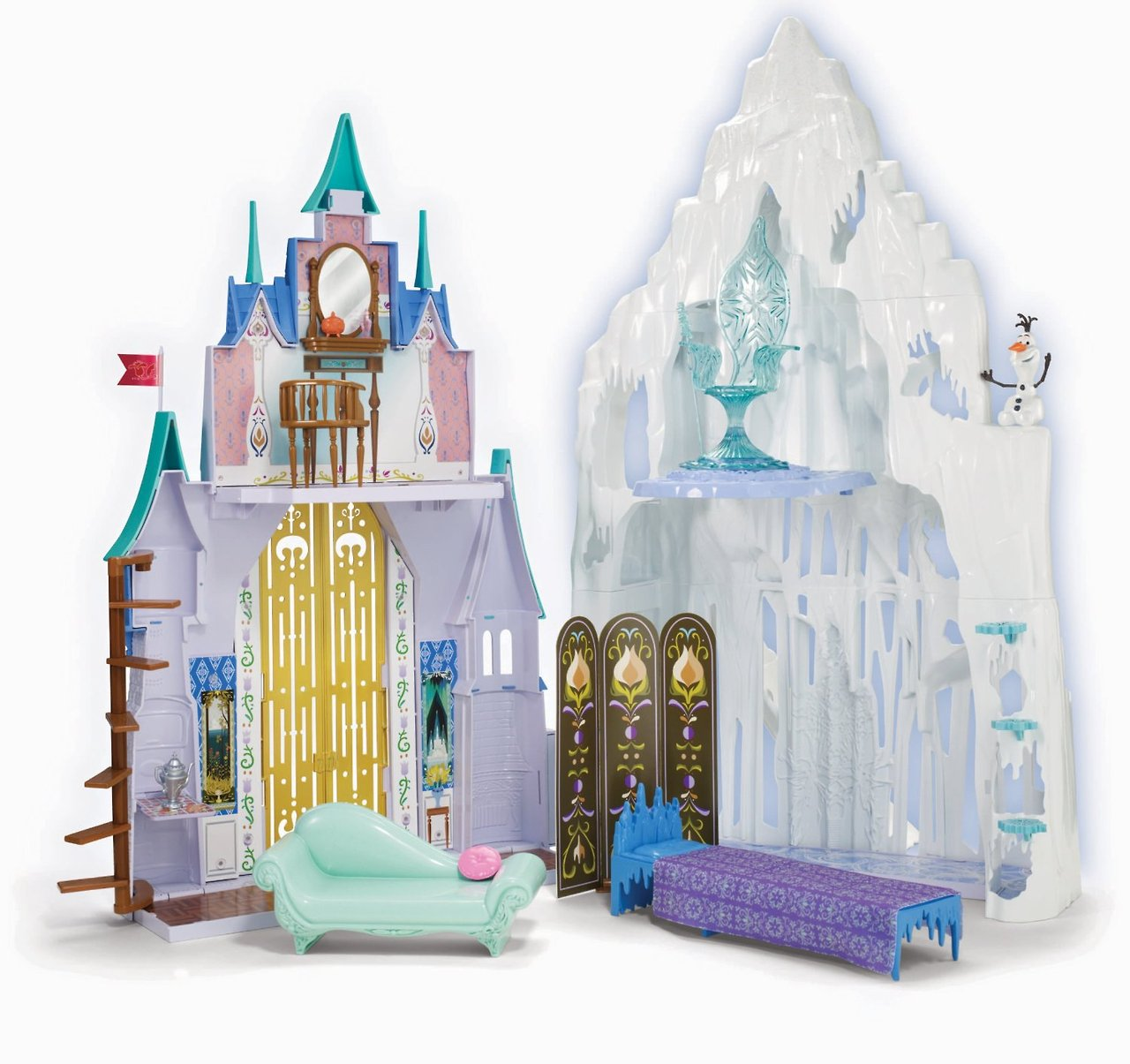 Frozen Ice Palace Play Set