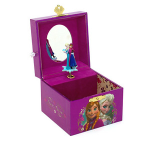 Frozen Music Box