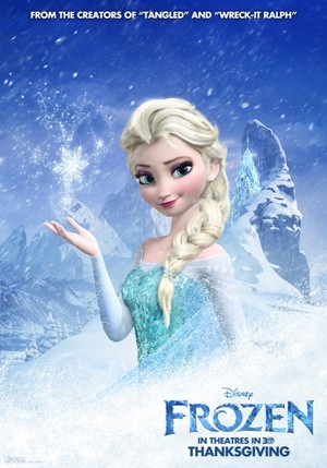 Frozen New Movie Posters