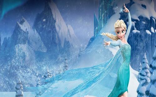 Frozen پیپر وال called Frozen پیپر وال