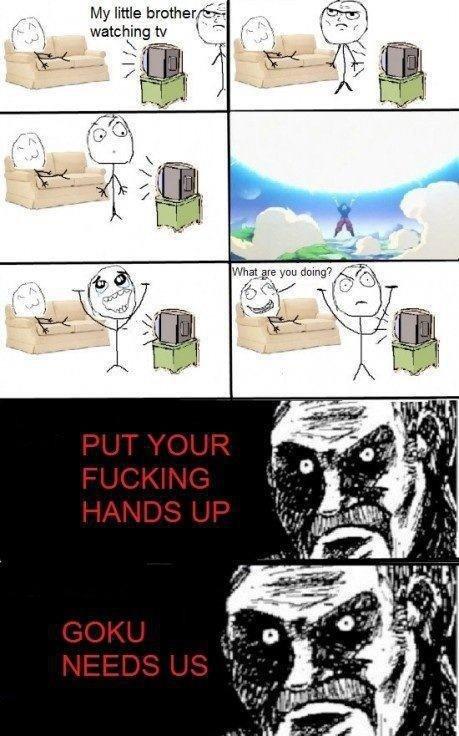 Funny DBZ Memes