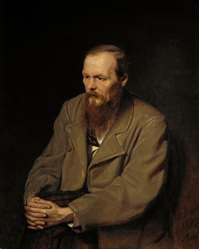 Poets & Writers wallpaper entitled Fyodor Dostoyevsky