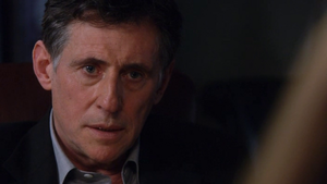 Gabriel Byrne and Alison Pill (Dr. Paul Weston and April)