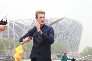 Gabriel in China