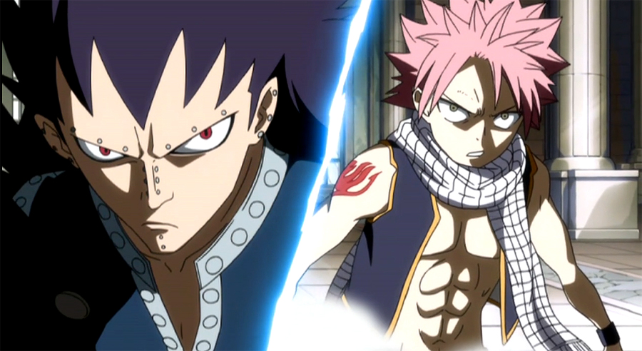 Gajeel Natsu Fairy Tail Photo 35739652 Fanpop His aoe is pathetic and he got overwhelmed by aoe already by torafuza's curse twice lol. fanpop