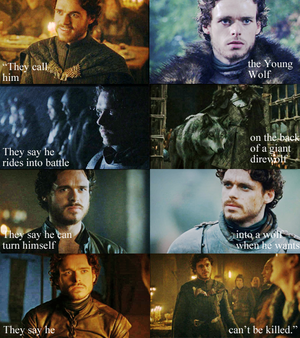 Game of Thrones meme ; Seven উদ্ধৃতি