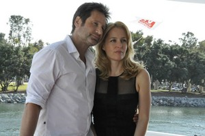 Gillian & David - Comic Con 2013