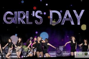 Girl's Day@Sky Festival