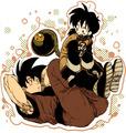 悟空 and Gohan