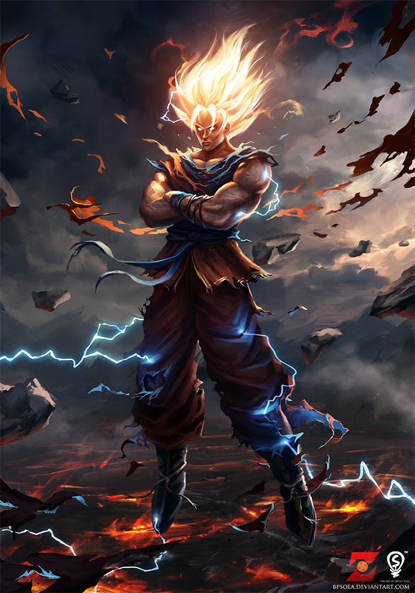 dragon ball z images goku hd wallpaper and background photos 35794696