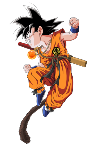 Dragon Ball Z wallpaper possibly with a sign called Goku
