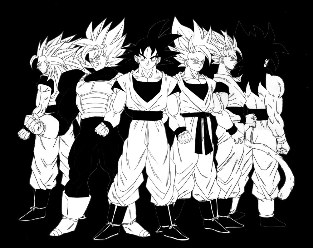 Dragon Ball Z Images Goku Hd Wallpaper And Background Photos 35799847