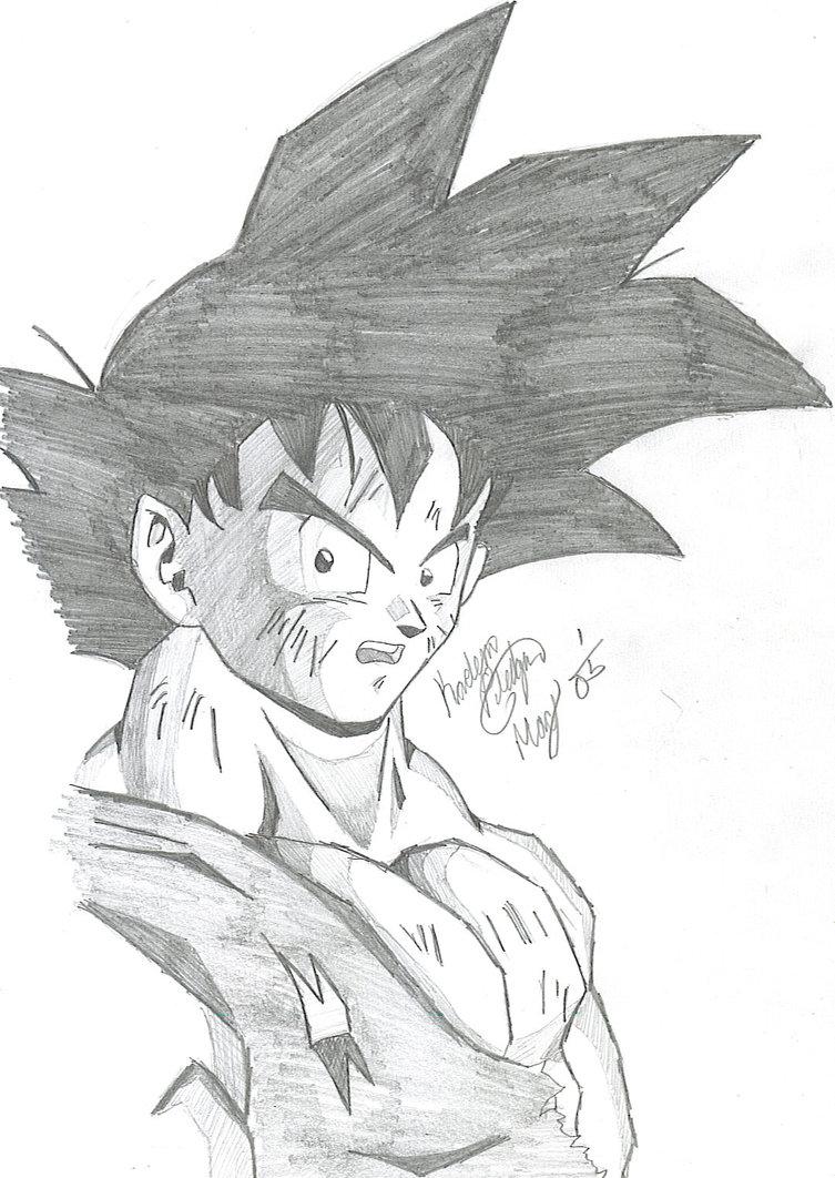 Goku người hâm mộ art