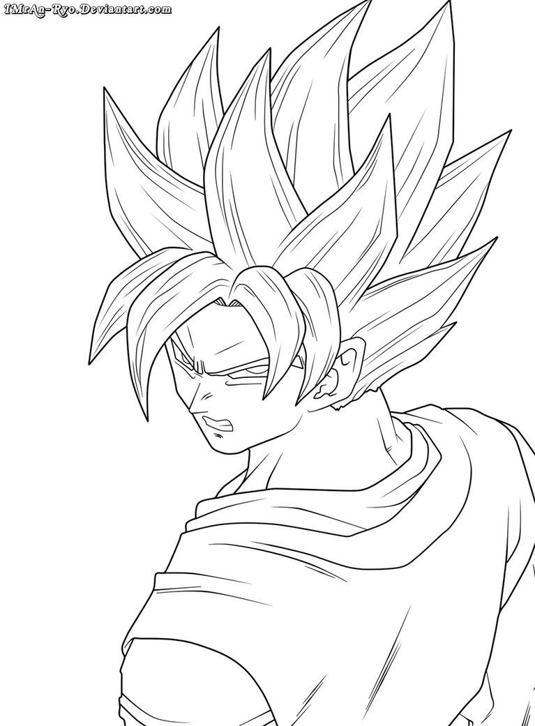Goku Fan Art Goku Photo 35792199 Fanpop