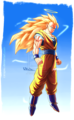 Goku fan art - goku photo