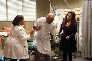 Grey's Anatomy - Episode 10.05 - I Bet It Stung - Promotional mga litrato