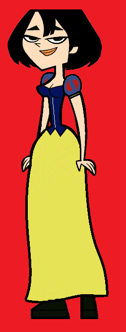 Gwen as Snow White
