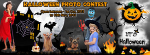 Halloween Photo Contest - Start and End Time