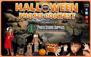 Halloween picha Contest Organized kwa PhotoStudioSupplies
