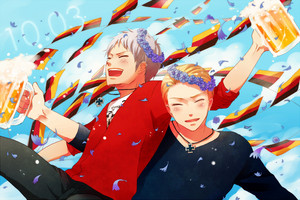 Happy Birthday Germany~! <3