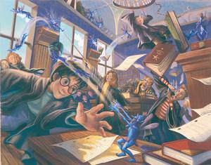 Harry Potter Illustrations ★