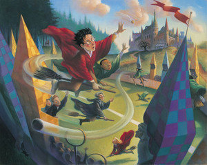 Harry Potter Illustrations ★