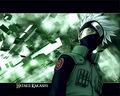 Hatake Kakashi (Naruto) - anime fan art