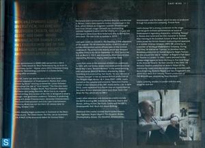 Homeland - Season 3 - Press Booklet Scans