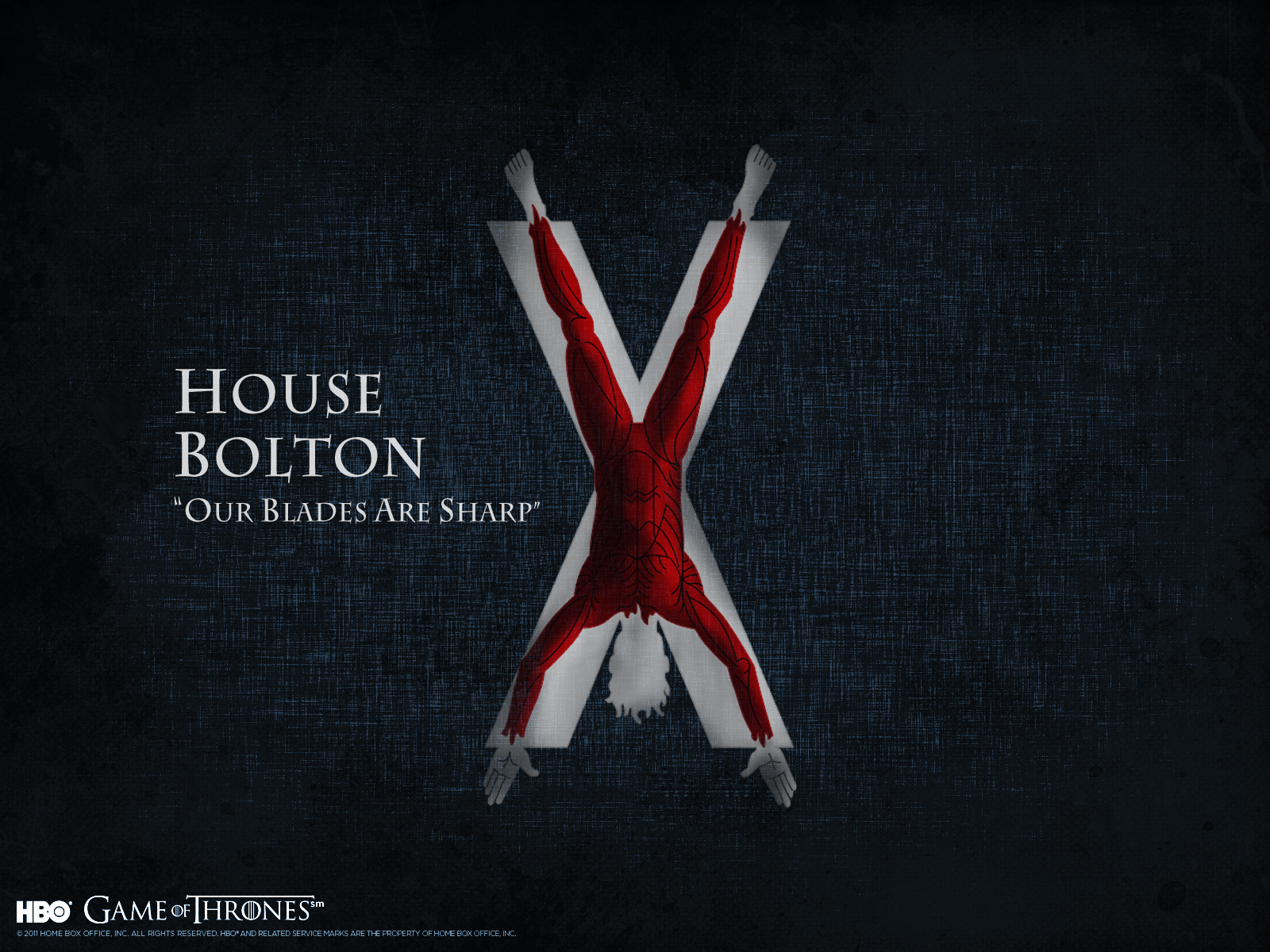 game of thrones bolton hoodie