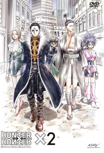 hunter x hunter wallpaper probably containing a surcoat, a hip boot, and a lippizan entitled HxH_1999_OVA