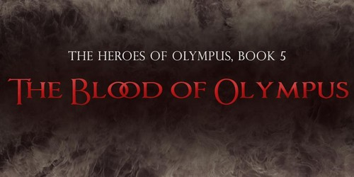 The Heroes of Olympus achtergrond titled the blood of Olympus