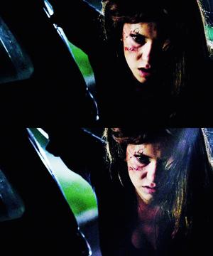 I'm Katherine Pierce. I'm survivor.
