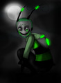 IZ - invader-zim-fancharacters fan art