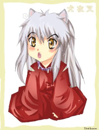 犬夜叉 壁紙 possibly with アニメ entitled InuYasha
