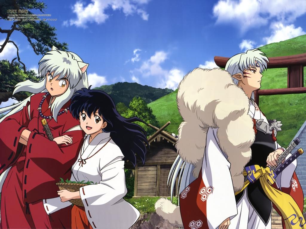 Inuyasha.:The Final Act:. images InuYasha HD wallpaper and ...