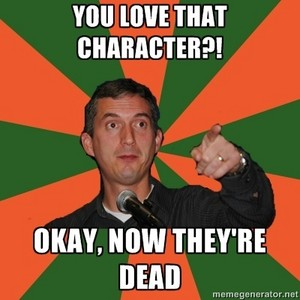 James Dashner meme