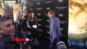 Jamie Campbell Bower - TMI LA Premiere