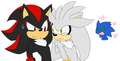 Jealous? - sonic-the-hedgehog photo