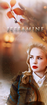 Jessamine from The Infernal Devices