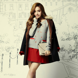 Jessica for 'SOUP'
