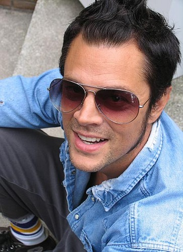 Johnny Knoxville 바탕화면 containing sunglasses entitled Johnny Knoxville
