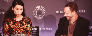 Jonny&Lucy at Paley Fest-Octuber,2013