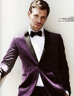 Joseph Morgan → Bello Magazine October 2013